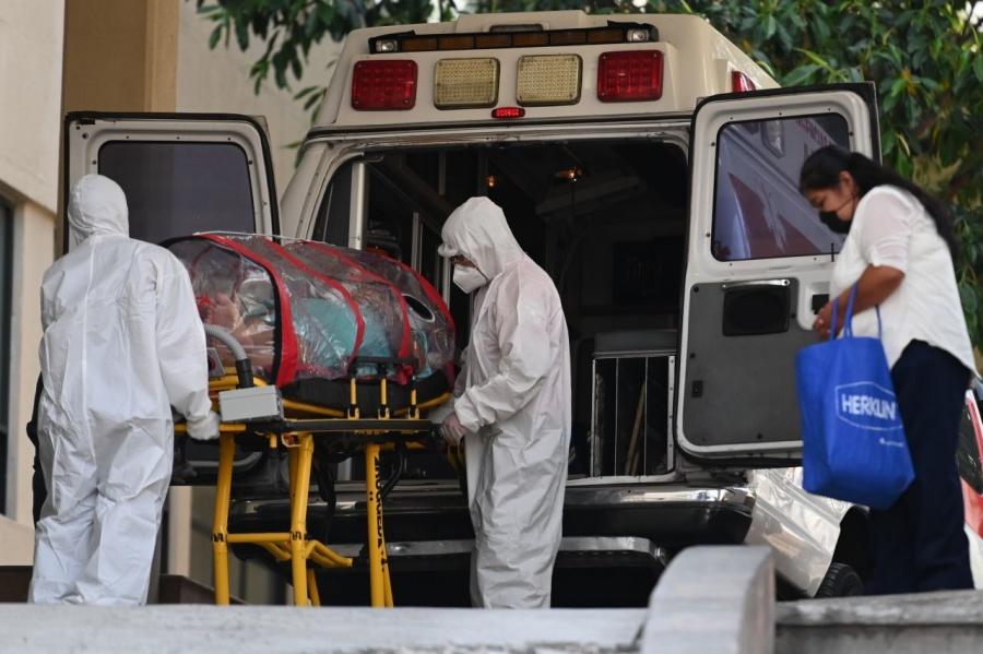 México reporta 2 millones 579 mil 138 casos estimados de Covid-19 y 221 mil 256 fallecidos
