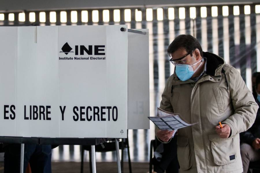 IECM aprueba acuerdos previo a elecciones en CDMX