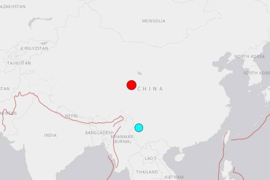 Dos muertos por sismo de magnitud 6.1 en provincia china de Yunnan