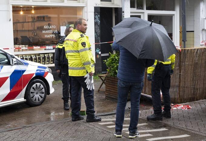 Un joven mata con un cuchillo a un hombre en Ámsterdam