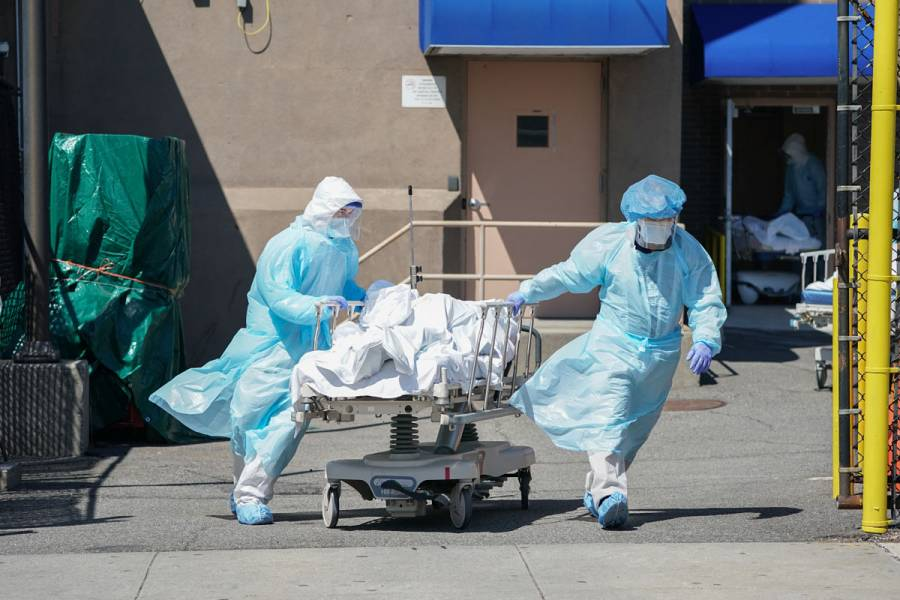 América Latina y el Caribe superan el millón de muertos por COVID-19