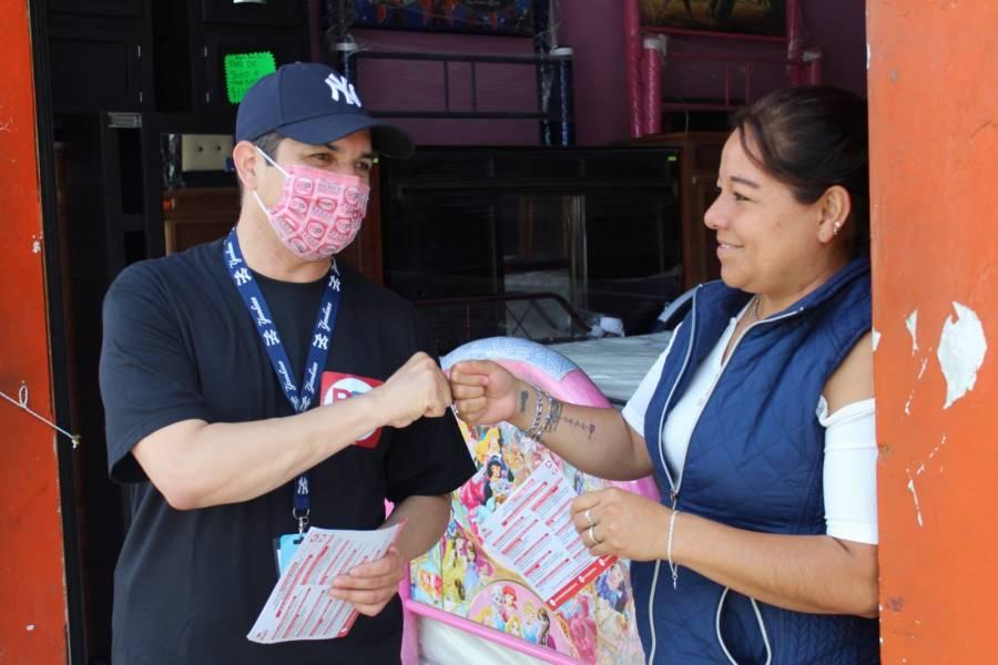 Serviré con respuestas a las necesidades de ciudadanos en Xalapa: Víctor Arteaga