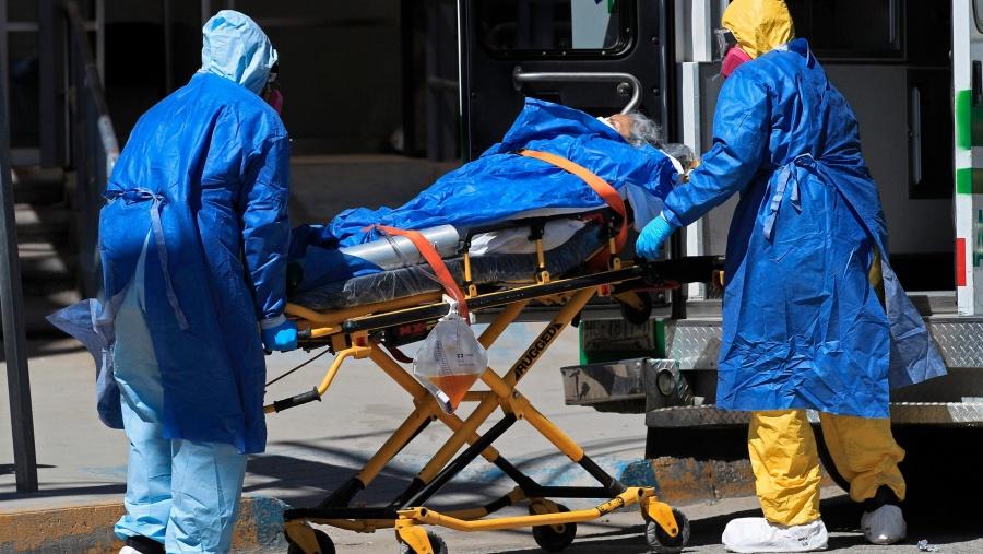 México suma 341 nuevas muertes por Covid-19