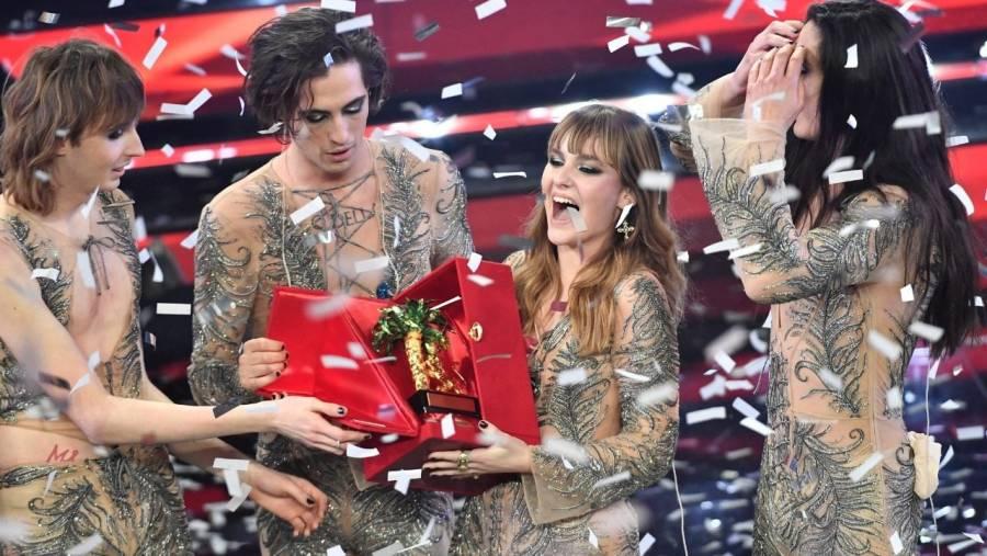 Italia gana el Eurovision 2021
