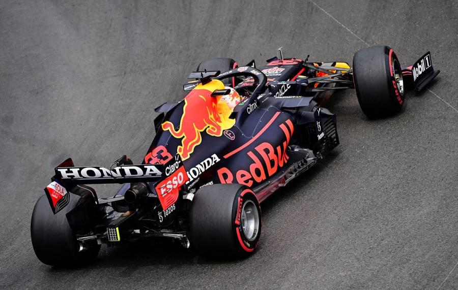 Max Verstappen, el más rápido en ensayos libres de Mónaco; Checo Pérez es quinto