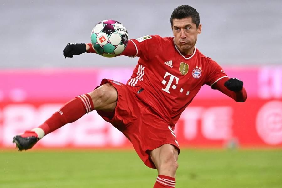 Robert Lewandowski bate el récord Gerd Muller en cierre de Bundesliga