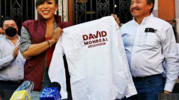 Candidata transgénero se une a la campaña de David Monreal