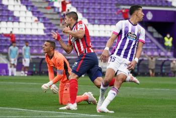 Luis Suárez hace campeón al Atlético de Madrid en LaLiga