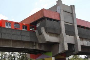 Concluye inspección de tramo elevado en Línea 9 del Metro