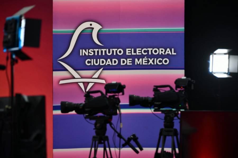 Debates chilangos han sido vistos por más de 1 millón 500 mil personas