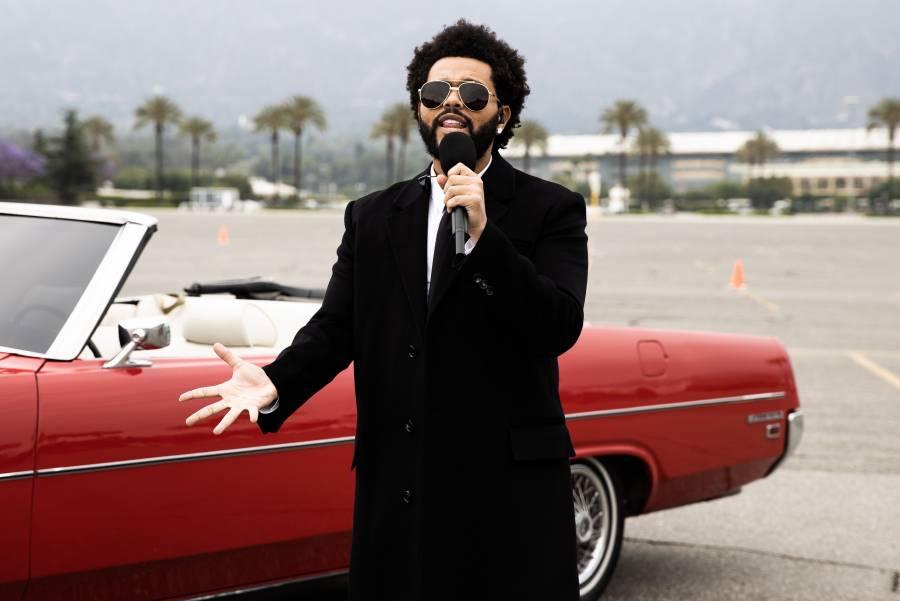 Arrasa The Weeknd en los Billboard Music Awards
