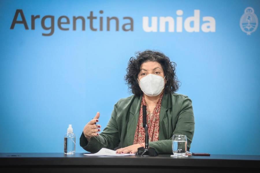 Ministra de Salud argentina está en México para liberar vacunas antiCovid