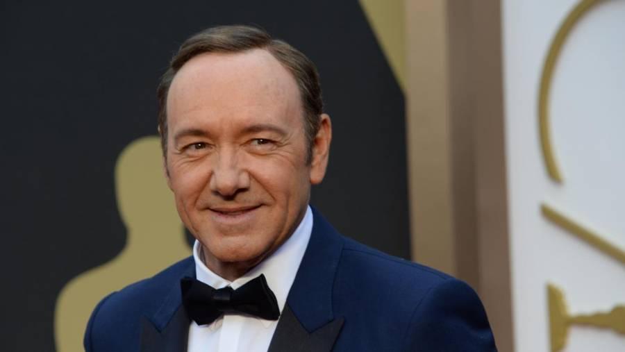 Tras escándalos sexuales, Kevin Spacey regresa al cine