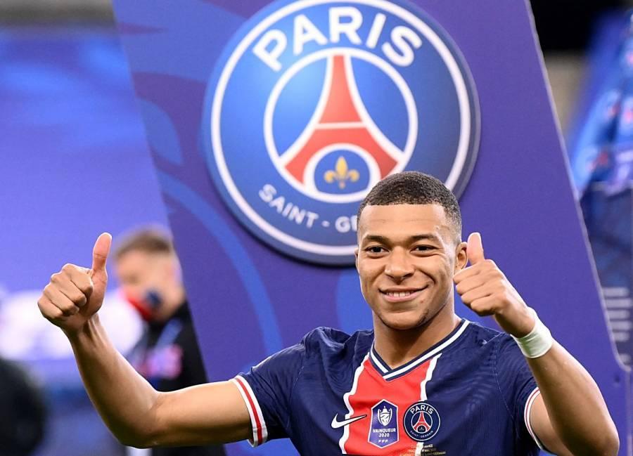 Mbappé, elegido mejor jugador de la Ligue 1