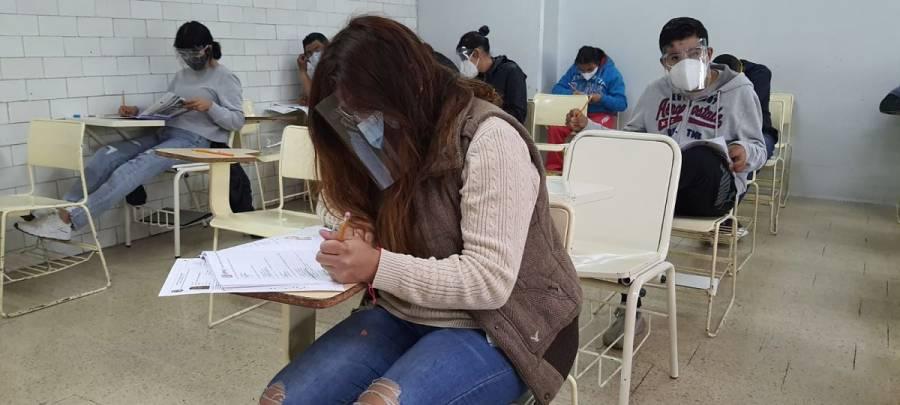 Inicia examen de admisión al IPN; participan más de 7 mil aspirantes