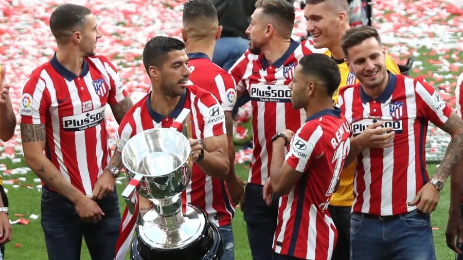 Luis Suárez confirma que se queda en el Atlético