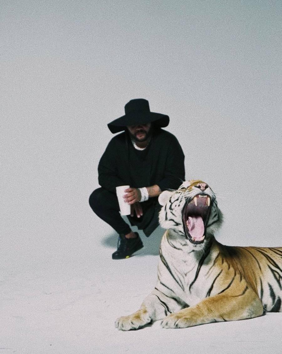 """El Taiger, rapero revelación de Cuba estrena """"Goat"""", un nuevo estilo sonoro"""