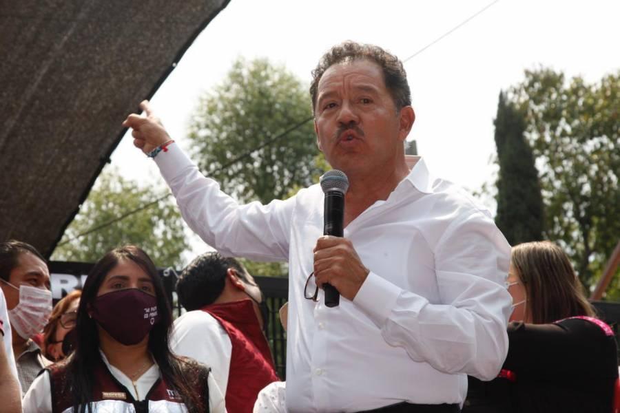 Grave, que en Tamaulipas se genere un caso de evasión de la justicia: Mier Velazco
