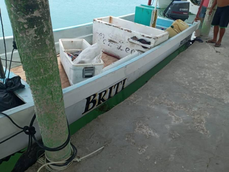 Conapesca decomisa 513 mil kilogramos de producto marino durante abril