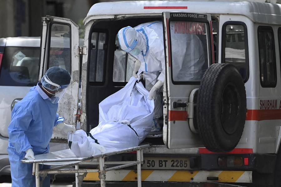 India supera los 300 mil muertos por COVID-19