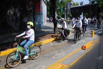 En Azcapotzalco, Miguel Hidalgo y Cuauhtémoc crearán corredor de ciclovías