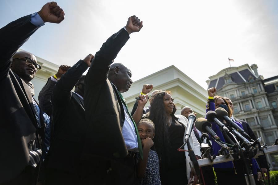 """Demandan al Congreso de EEUU aprobar leyes contra el """"racismo sistémico"""""""