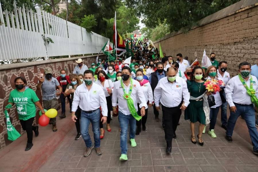 San Luis eligió el cambio y lo hará ver este 6 de junio: Ricardo Gallardo