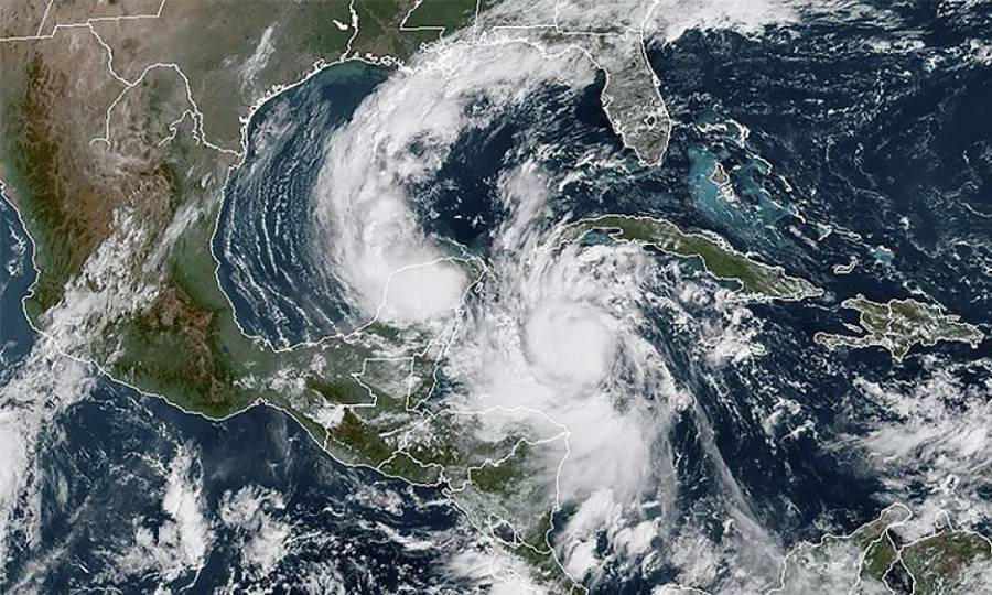 Científicos pronostican intensa temporada de huracanes para 2021