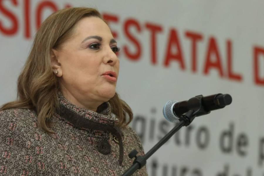 Declina candidata del PRI a favor de Maru Campos del PAN a gubernatura de Chihuahua
