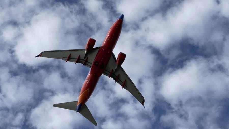 Evitar el espacio aéreo de Bielorrusia, una complicación para las aerolíneas