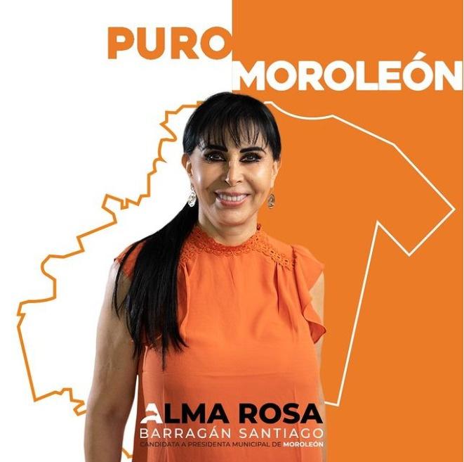 Movimiento Ciudadano se pronuncia sobre asesinato de candidata de Alma Rosa Barragán en Moroleón, Guanajuato