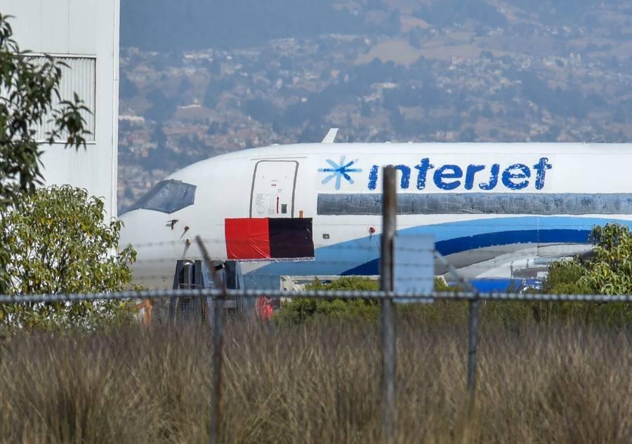 Administración de Interjet interpone denuncias contra la familia Alemán