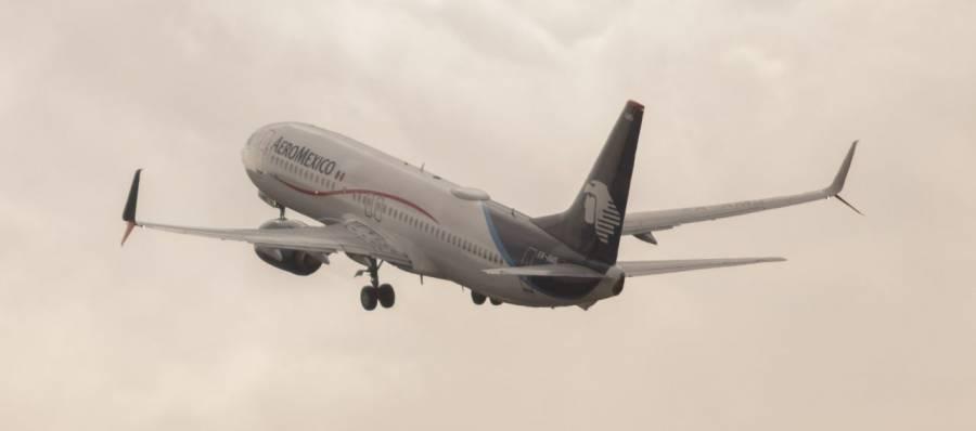 Degradan calificación en seguridad aérea de México