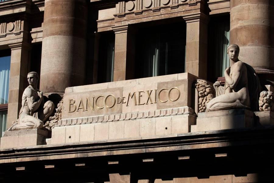 Banxico realizará subastas de financiamiento por 800 millones de dólares
