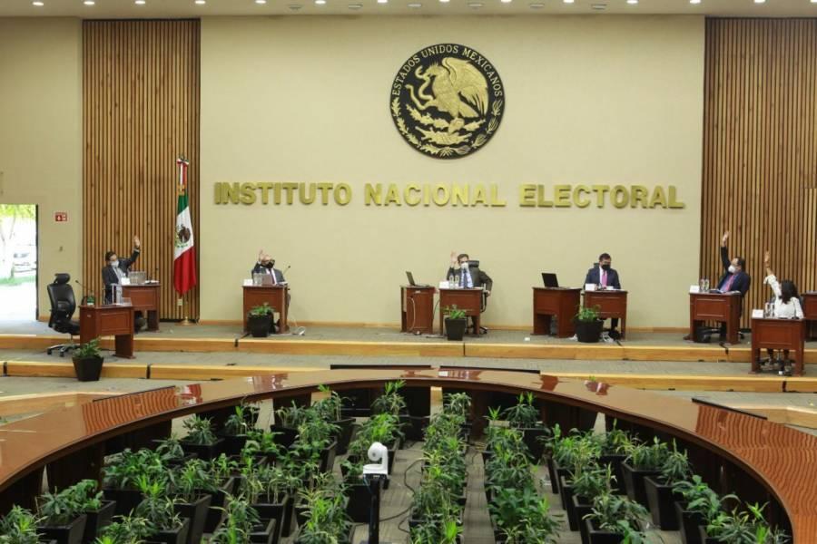 Ni amenazas ni amagos amedrentan al INE afirma Lorenzo Córdova