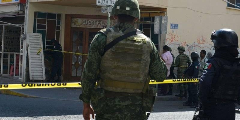 Guanajuato continúa como el estado más violento del país
