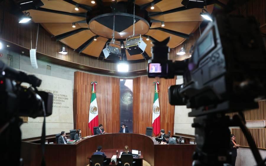 TEPJF multa a Morena por usar vacunación contra COVID-19 con fines electorales