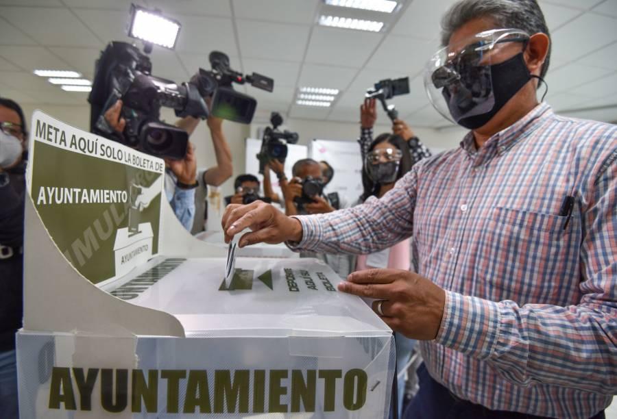 Para evitar desinformación, INE explica proceso de conteo de votos de la jornada electoral