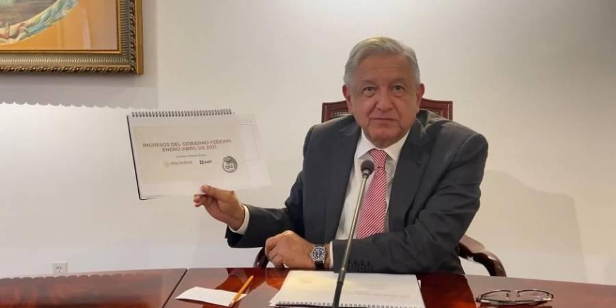 AMLO felicita a contadores públicos y privados en su día