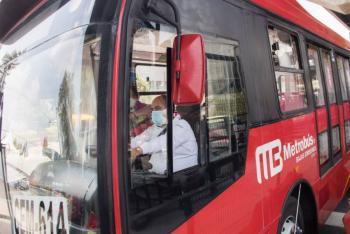 Mañana miércoles arrancará en avenida Tláhuac el servicio emergente de Metrobús