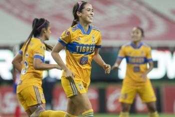 Tigres toma ventaja ante Chivas en la final de ida de la Liga MX Femenil