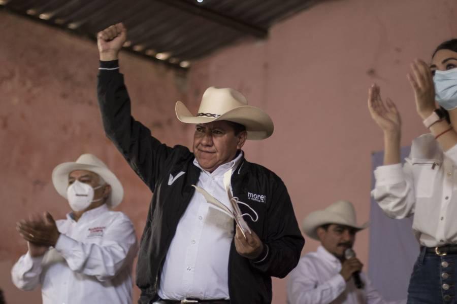 Se suman restauranteros al proyecto de David Monreal en Zacatecas