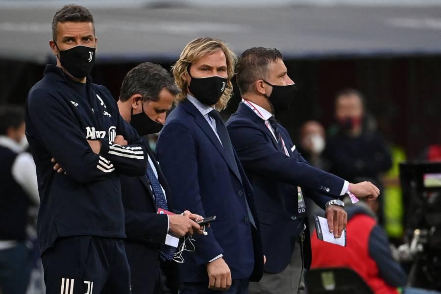 Fabio Paratici, director deportivo de la Juventus, se despide del club