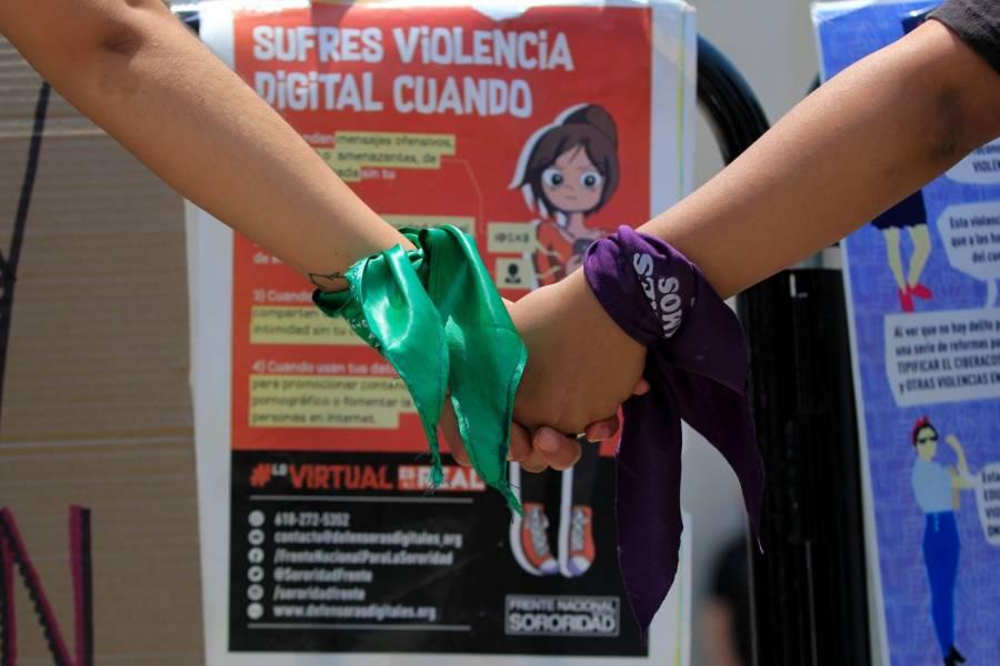 Ley Olimpia primer paso para visibilizar violencia digital contra mujeres