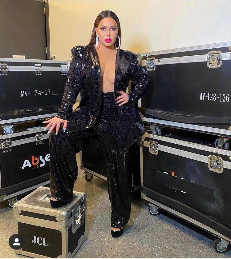 """Chiquis Rivera se une al programa virtual """"Latin Grammy en las Escuelas"""""""
