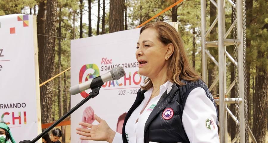 "Graciela Ortiz asegura no tener ""fortaleza electoral"" para ganar gubernatura en Chihuahua"