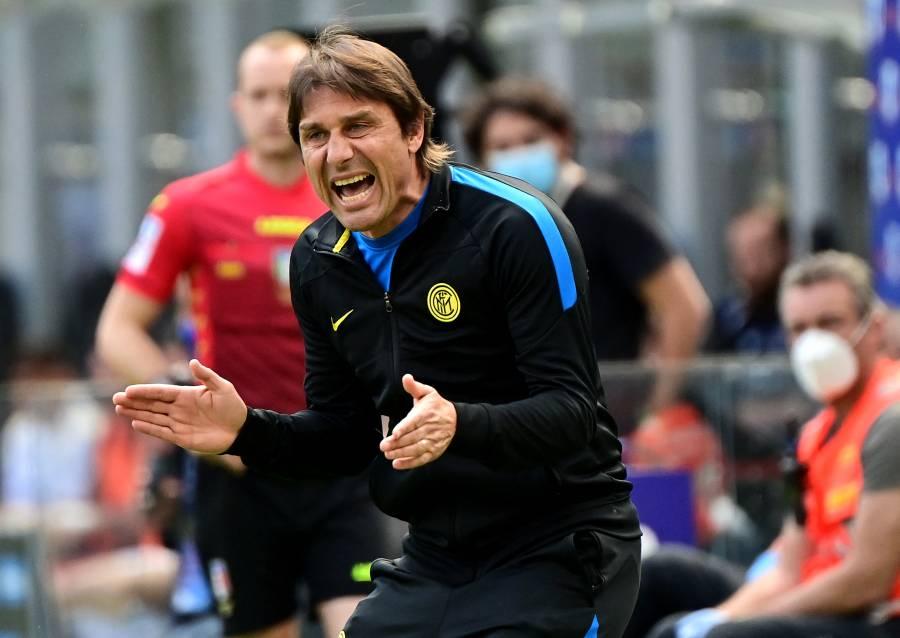 Oficial: Antonio Conte se va del Inter
