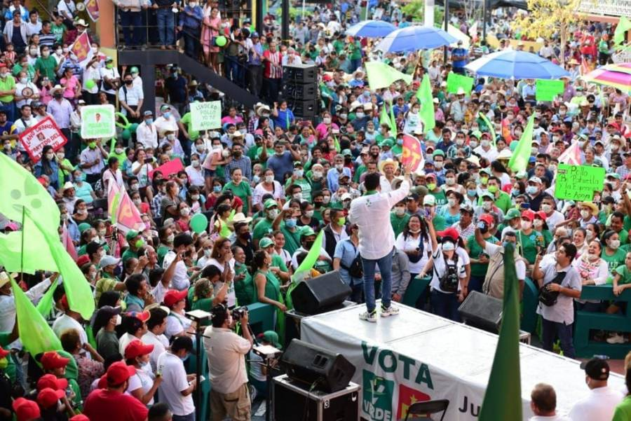 La solución para erradicar al PRIAN es votar este 6 de junio asegura; Ricardo Gallardo Cardona