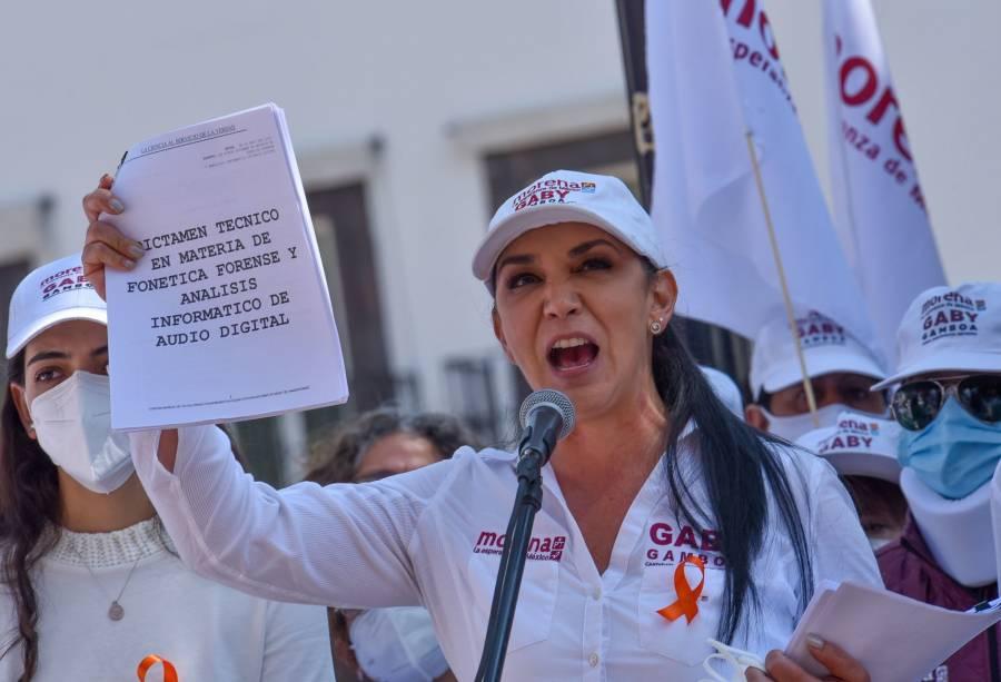 Morena en Edomex condena violencia política hacia sus candidatos