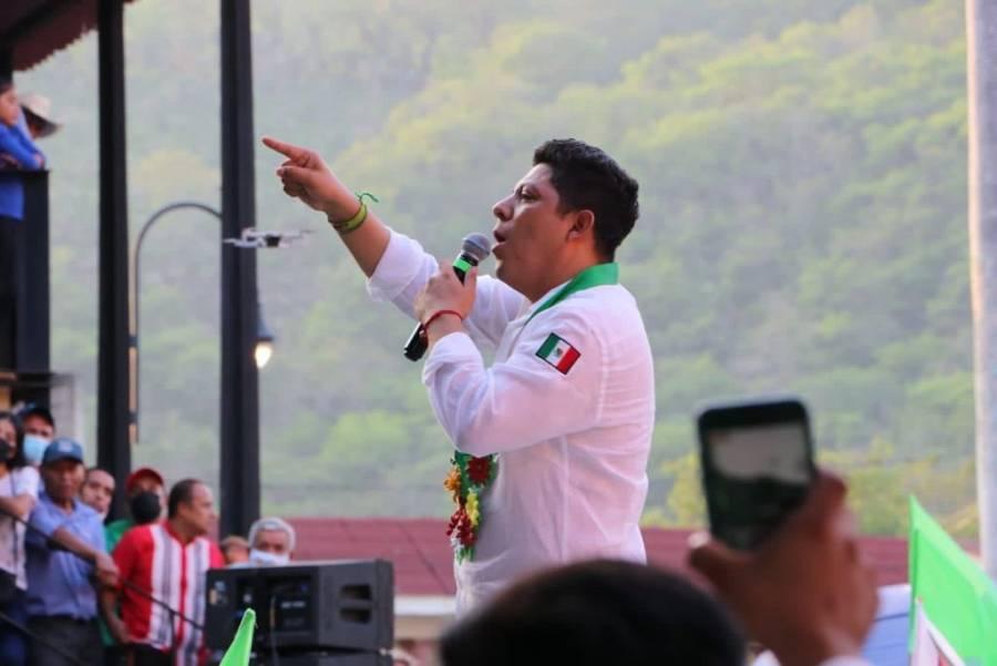 Ricardo Gallardo, decidido a acabar con el mal gobierno en San Luis Potosí